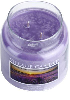 Village Candle Lavender vela perfumada   mediano 1