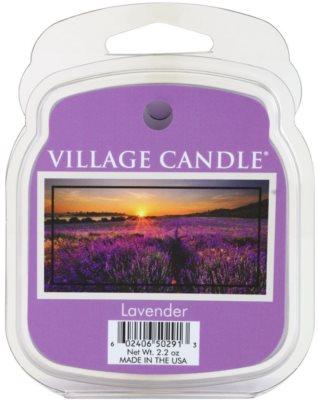 Village Candle Lavender illatos viasz aromalámpába