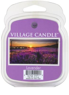 Village Candle Lavender vosek za aroma lučko