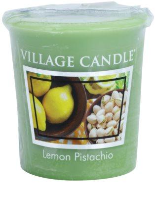 Village Candle Lemon Pistachio vela votiva