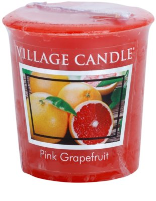 Village Candle Pink Grapefruit вотивна свічка