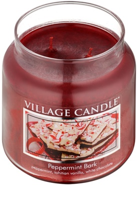 Village Candle Peppermint Bark vela perfumado  intermédio 1