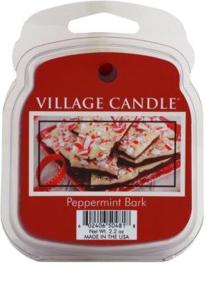 Village Candle Peppermint Bark Wachs für Aromalampen