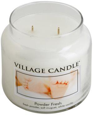 Village Candle Powder fresh vela perfumado  intermédio 1
