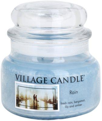Village Candle Rain illatos gyertya   kicsi