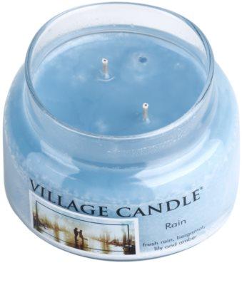 Village Candle Rain vonná svíčka  malá 1