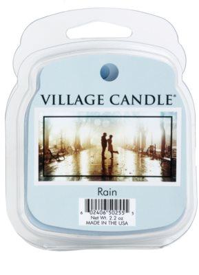 Village Candle Rain cera para lámparas aromáticas