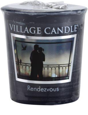 Village Candle Rendezvous viaszos gyertya