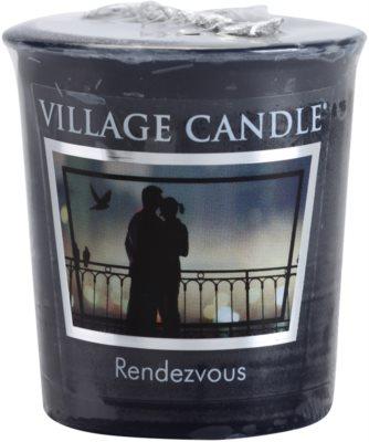 Village Candle Rendezvous Votivkerze