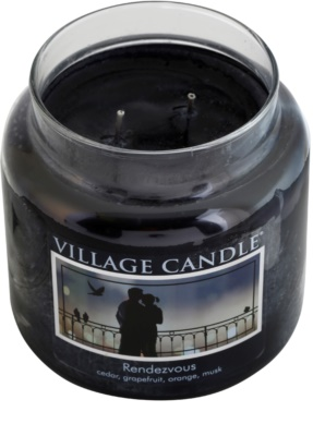 Village Candle Rendezvous ароматна свещ   среден 1