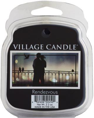 Village Candle Rendezvous віск для аромалампи