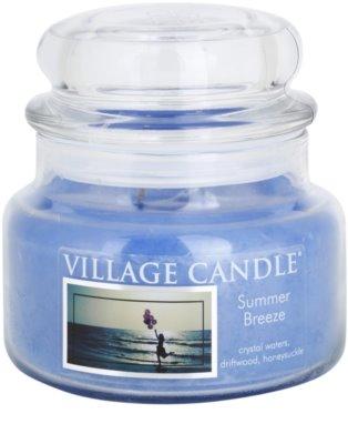 Village Candle Summer Breeze vela perfumada   pequeño