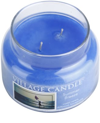 Village Candle Summer Breeze Duftkerze   kleine 1