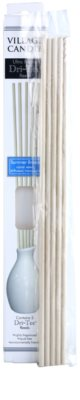 Village Candle Summer Breeze Spare Sticks for the Aroma Diffuser 2