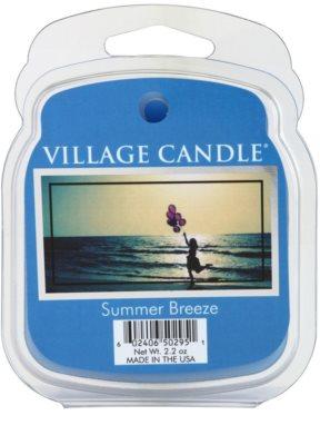 Village Candle Summer Breeze vosek za aroma lučko