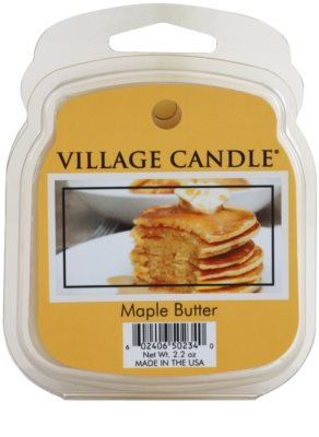 Village Candle Maple Butter cera para lámparas aromáticas