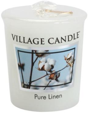 Village Candle Pure Linen viaszos gyertya