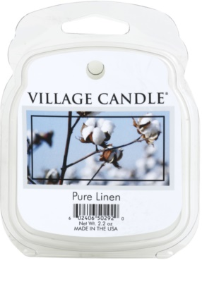 Village Candle Pure Linen vosk do aromalampy