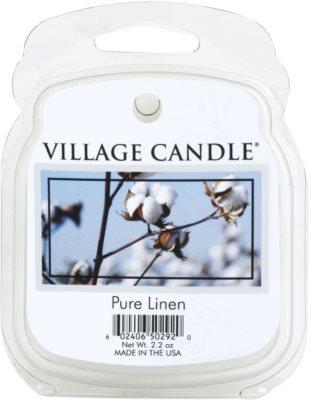 Village Candle Pure Linen восък за арома-лампа