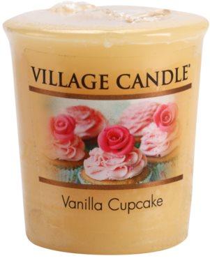 Village Candle Vanilla Cupcake viaszos gyertya
