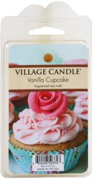 Village Candle Vanilla Cupcake vosek za aroma lučko