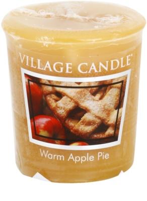Village Candle Warm Apple Pie viaszos gyertya