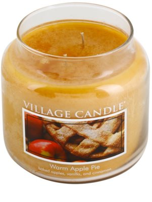 Village Candle Warm Apple Pie vela perfumado  intermédio 1