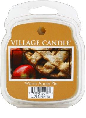 Village Candle Warm Apple Pie cera derretida aromatizante