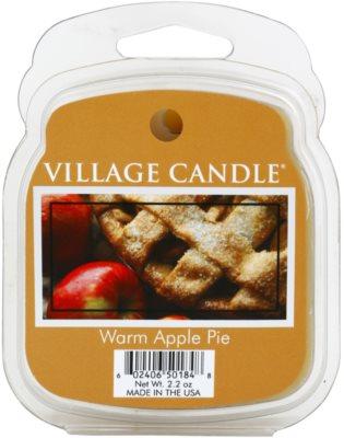 Village Candle Warm Apple Pie восък за арома-лампа