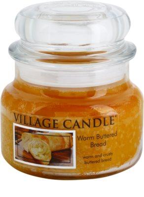 Village Candle Warm Buttered Bread vonná svíčka  malá