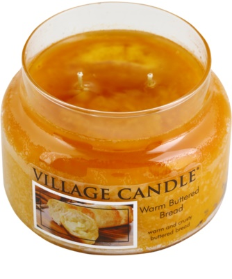 Village Candle Warm Buttered Bread Duftkerze   kleine 1