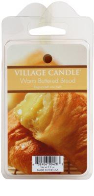 Village Candle Warm Buttered Bread cera derretida aromatizante