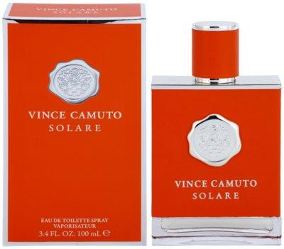 Vince Camuto Solare woda toaletowa dla mężczyzn