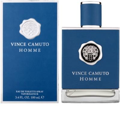 Vince Camuto Homme Eau de Toilette pentru barbati