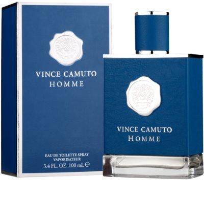Vince Camuto Homme Eau de Toilette pentru barbati 1