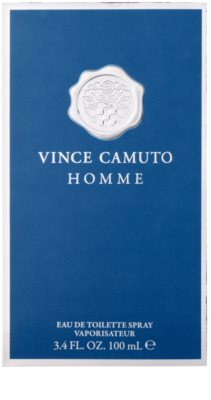 Vince Camuto Homme Eau de Toilette für Herren 4