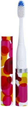 Violife Slim Sonic Bubbles bateriový sonický kartáček s náhradní hlavicí
