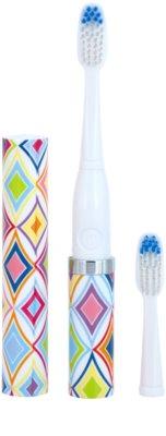 Violife Slim Sonic Crawford cepillo de dientes sónico eléctrico con cabezal de recambio 1