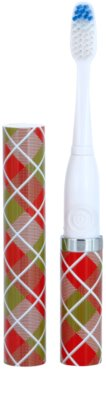Violife Slim Sonic Gift Wrap електрична зубна щітка на батарейках із запасною головкою