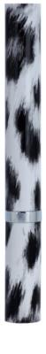 Violife Slim Sonic White Leopard escova de dentes sónica elétrica com cabeça de reposição 2