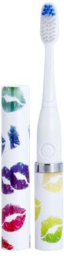 Violife Slim Sonic Lipsmack cepillo de dientes sónico eléctrico con cabezal de recambio