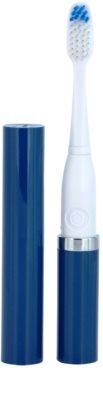 Violife Slim Sonic Ocean baterijska sonična zobna ščetka z nadomestno glavo