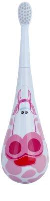 Violife Rockee Bessie periuta de dinti pentru copii + 2 capete de schimb 1