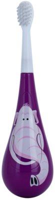 Violife Rockee Ellie zobna ščetka za otroke + 2 nadomestni britvici 1