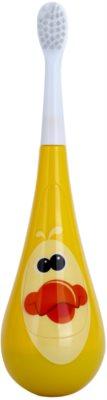 Violife Rockee Quackie zobna ščetka za otroke + 2 nadomestni britvici 1