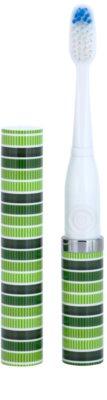 Violife Slim Sonic Spearmint електрична зубна щітка на батарейках із запасною головкою