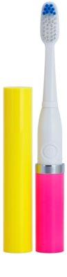Violife Slim Sonic Sunset cepillo de dientes sónico eléctrico con cabezal de recambio