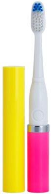 Violife Slim Sonic Sunset звукова четка за зъби на батерии с резервна глава