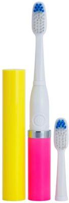 Violife Slim Sonic Sunset escova de dentes sónica elétrica com cabeça de reposição 1
