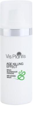 Vis Plantis Age Killing Effect sérum antiarrugas con veneno de serpiente